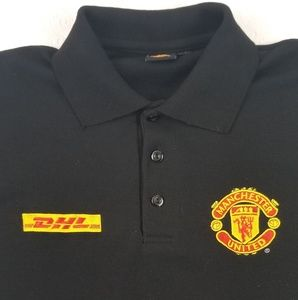 Manchester United Polo Shirt XL